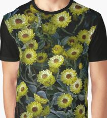Paper Daisies Graphic T-Shirt
