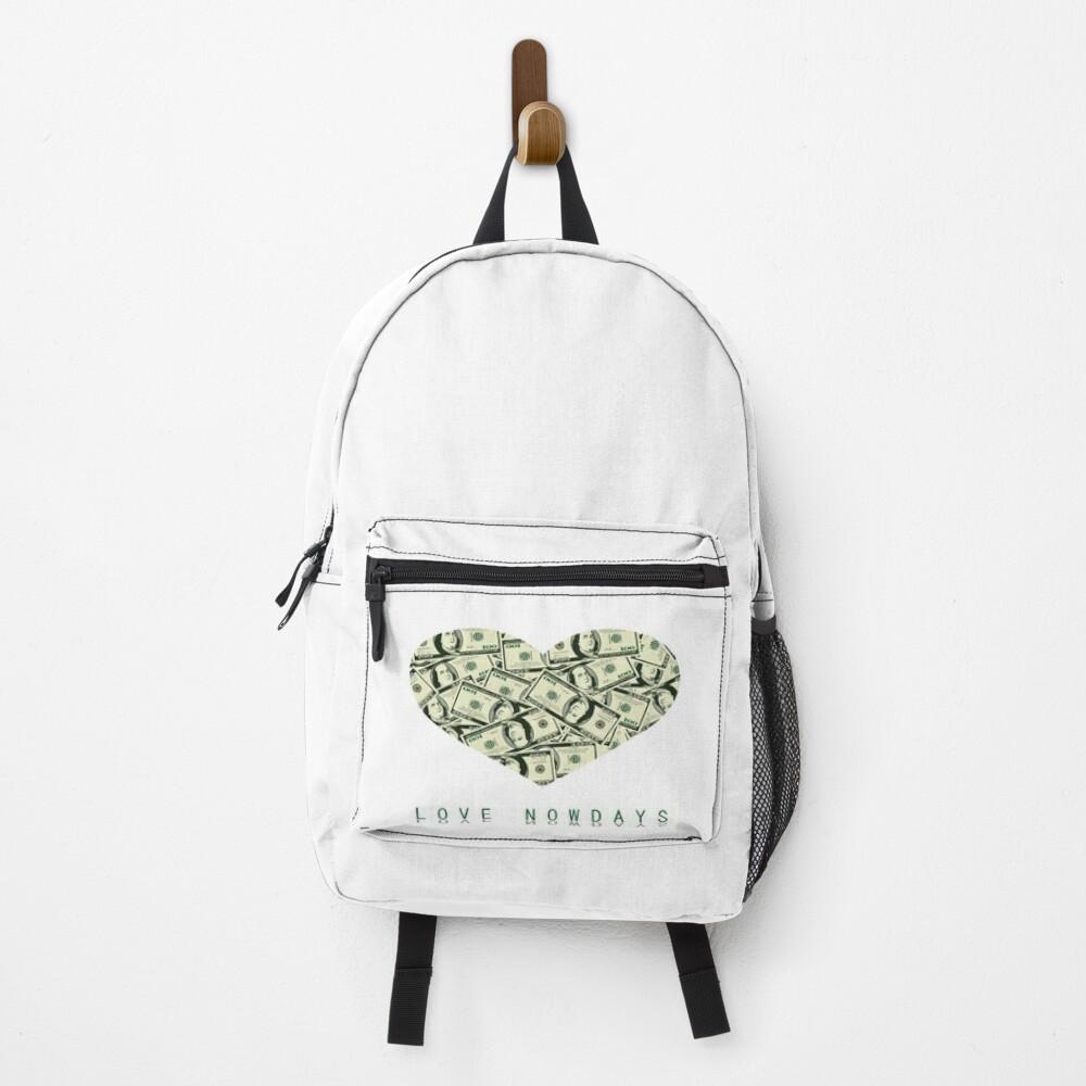 Valentine Parody   Love nowdays Backpack