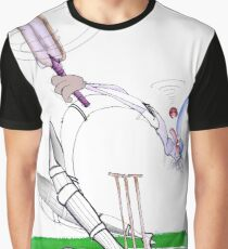 England Cricket eye on the ball - tony fernandes Graphic T-Shirt
