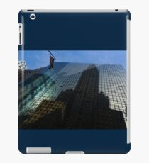 US Flag Left iPad Case/Skin
