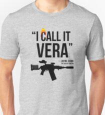 Jayne + Vera (black letters) T-Shirt