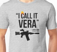 Jayne + Vera (black letters) Unisex T-Shirt