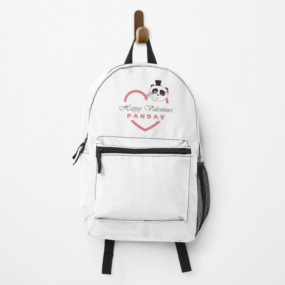 Valentines PANDAY Backpack