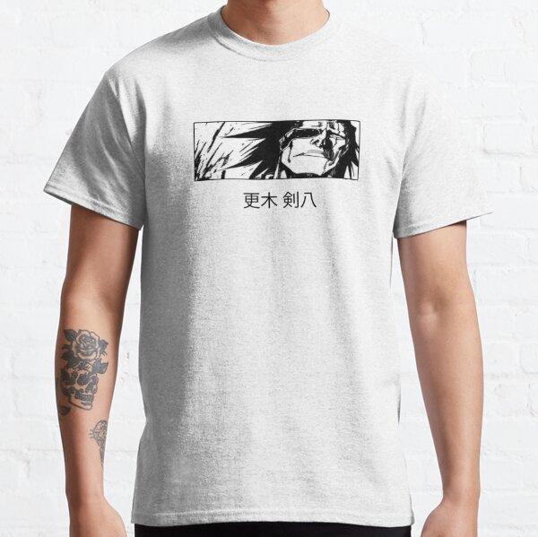 Kenpachi Zaraki Bleach T-shirt classique