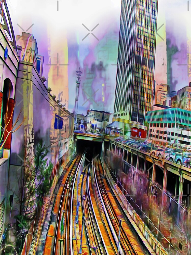 Chicago by Focal-Art