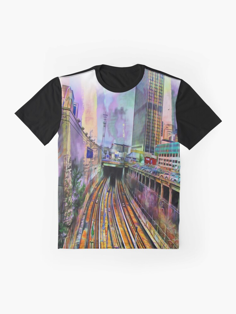 Alternate view of Chicago Graphic T-Shirt