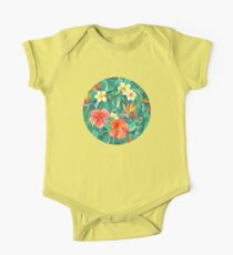 Classic Tropical Garden Kids Clothes