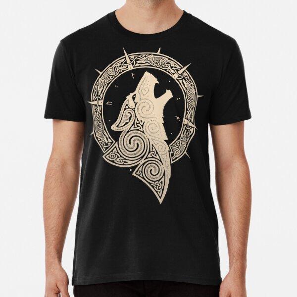 WOLF'S TRIBE Premium T-Shirt