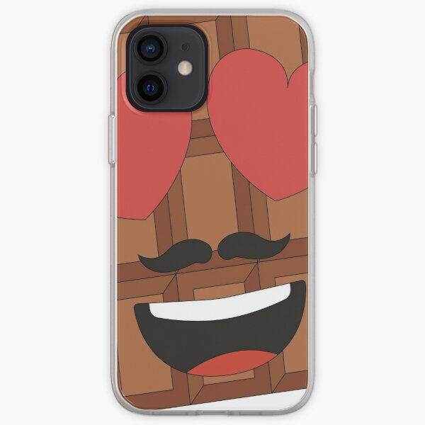 TR 'EAT' ME LIKE CHOCOLATE iPhone Soft Case