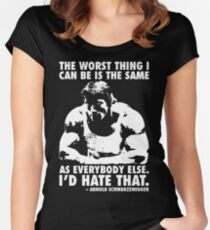The Worst Thing Women's Fitted Scoop T-Shirt
