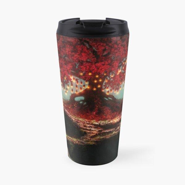 Lantern Tree Travel Mug