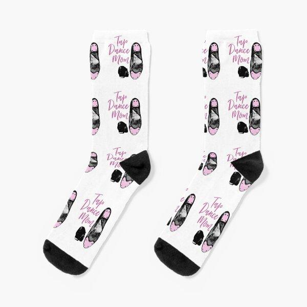 This Girls Loves To Tap Dance Socks