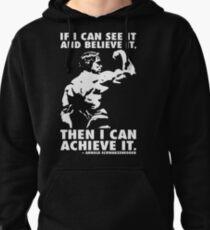 See, Believe, Achieve Pullover Hoodie