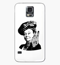 If you may Your Majesty Case/Skin for Samsung Galaxy