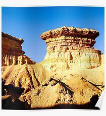 Landscape - Desert Canyon Poster