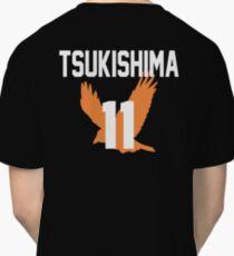 Haikyuu!! Jersey Tsukishima Number 11 (Karasuno) Classic T-Shirt