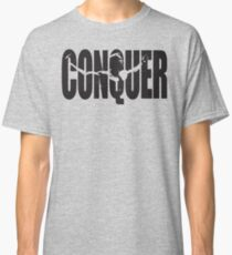 CONQUER (Arnold Iconic Black) Classic T-Shirt