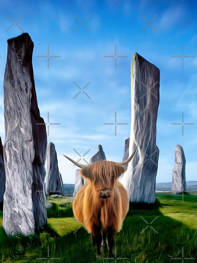 Standing Stones by Focal-Art