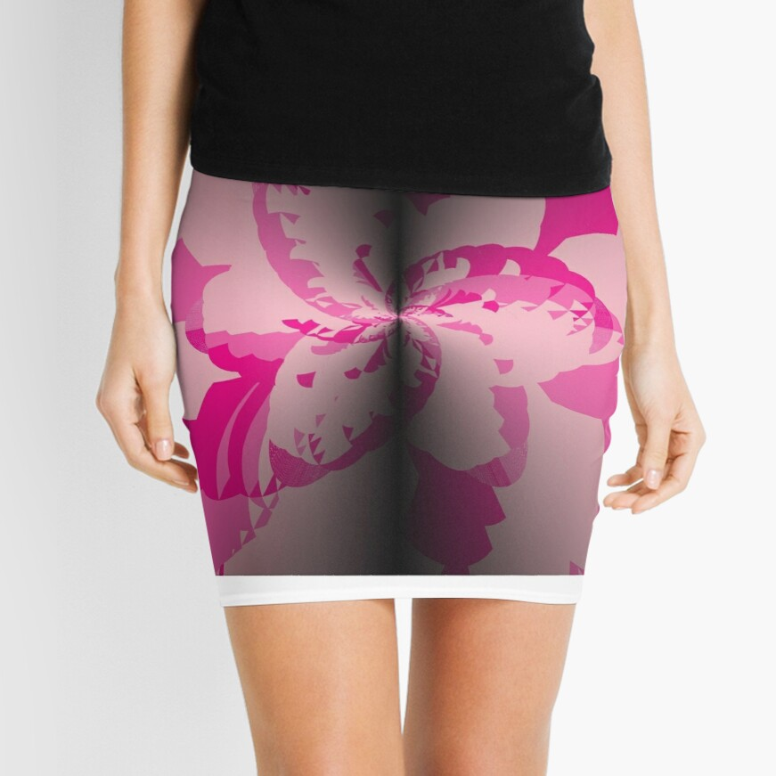 The Undiscovered Country Mini Skirt
