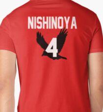 Haikyuu!! Jersey Nishinoya Number 4 (Karasuno) T-Shirt