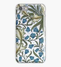 Vintage William Morris  iPhone Case/Skin