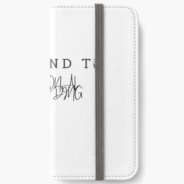 I BRAND TO PERSONAL BRANDING iPhone Wallet