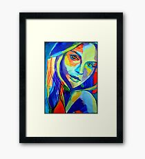 """Evocative"" Framed Print"