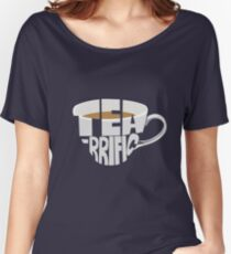 TEA-RRIFIC Women's Relaxed Fit T-Shirt