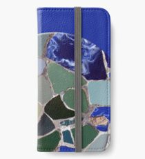 Gaudi Mosaics iPhone Wallet/Case/Skin