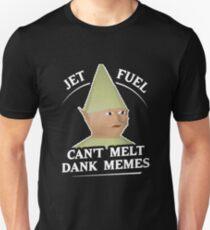 Jet Fuel Can't Melt Dank Memes T-Shirt Unisex T-Shirt