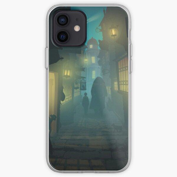 lugar mágico 3 Funda blanda para iPhone