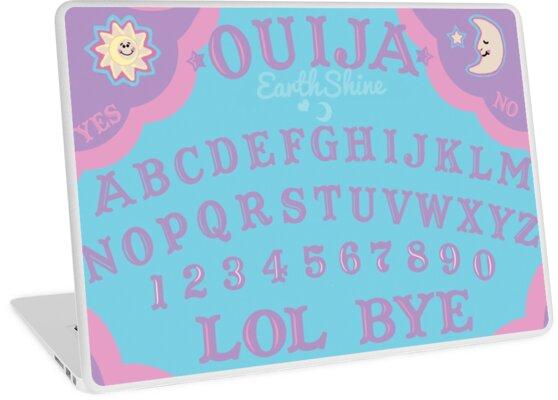 Ouija-Brett von KellyMcV