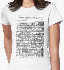 Death Waltz Women's Fitted T-Shirt