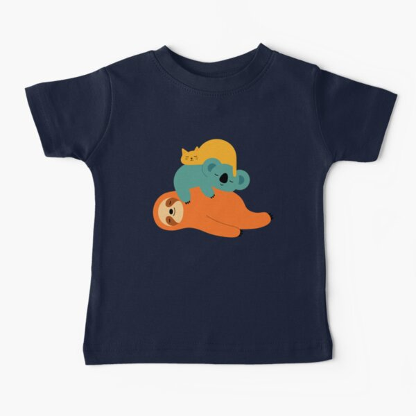 Being Lazy Baby T-Shirt
