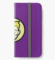 Barton business face iPhone Wallet/Case/Skin