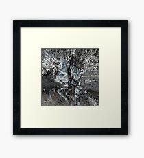 BW 031 Framed Print