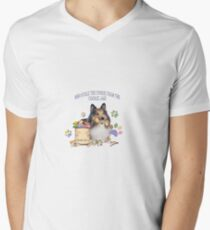 Sheltie Who StoleThe Cookie FromThe Cookie Jar T-Shirt