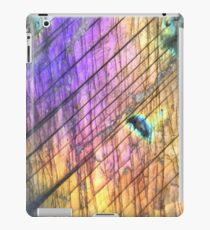 Golden Purple Labradorite iPad Case/Skin