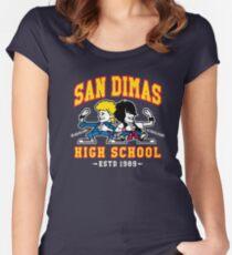 San Dimas High School Women's Fitted Scoop T-Shirt
