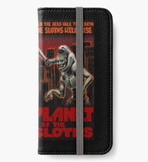 Planet Of The Sloths iPhone Wallet/Case/Skin