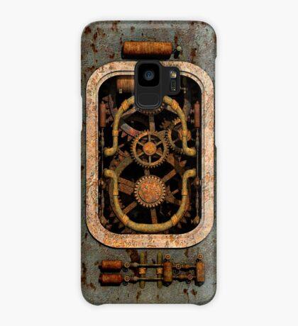 Infernal Steampunk Vintage Machine #1 Case/Skin for Samsung Galaxy