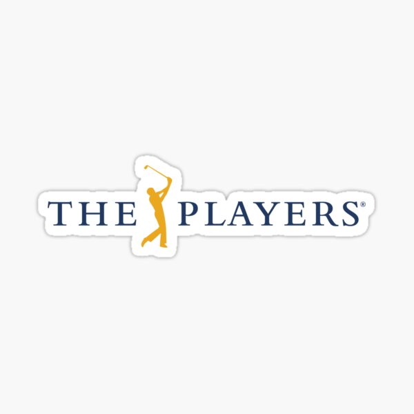The Players Championship Sticker