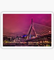 Zakim bridge, Boston MA Sticker