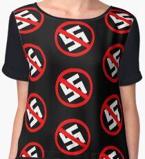Nazi Punks Fuck Off! Chiffon Top