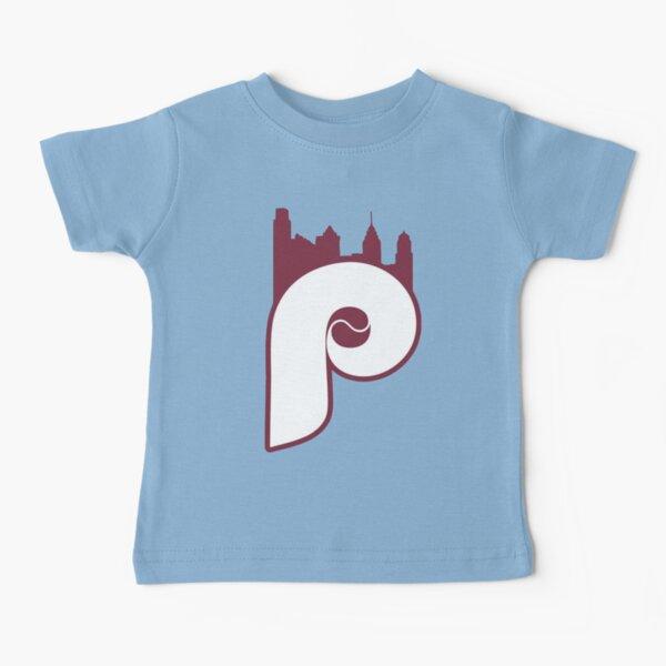 City of Philadelphia Skyline - Sports Fans Baby T-Shirt