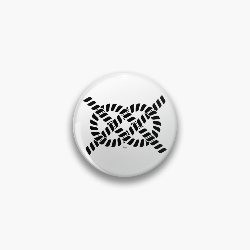 KNOT design Pin