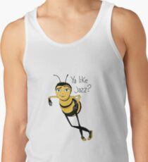 Bee movie ya like jazz Men's Tank Top