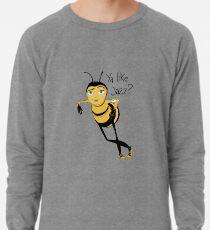 Sudadera ligera La pelicula Bee te gusta el jazz