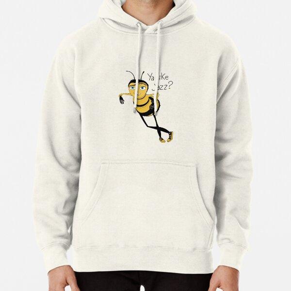 Bee movie ya like jazz Pullover Hoodie