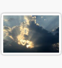 Clouds Sticker